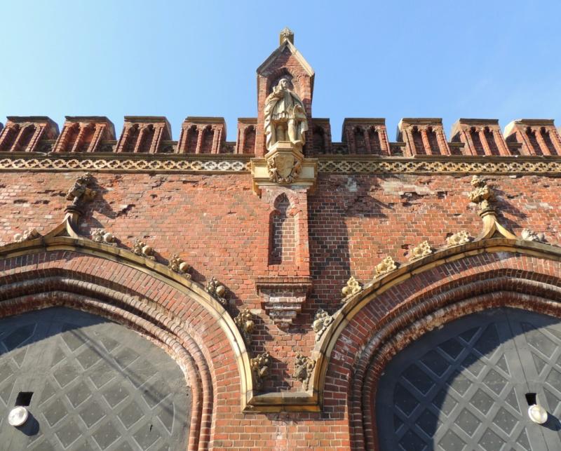 Фридланские ворота в Калининграде Dscn9828