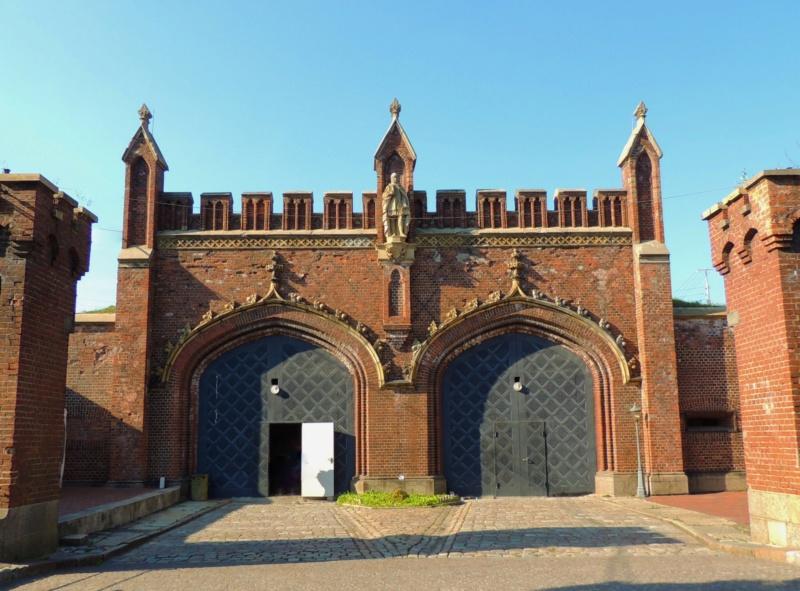 Фридланские ворота в Калининграде Dscn9829