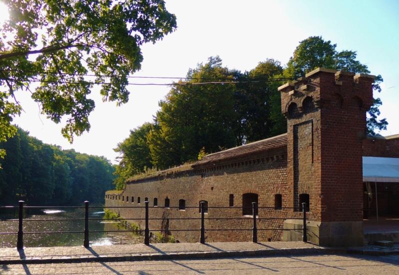 Фридланские ворота в Калининграде Dscn9830