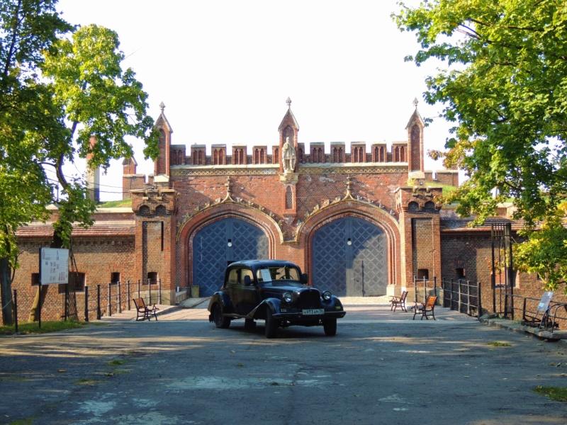 Фридланские ворота в Калининграде Dscn9861
