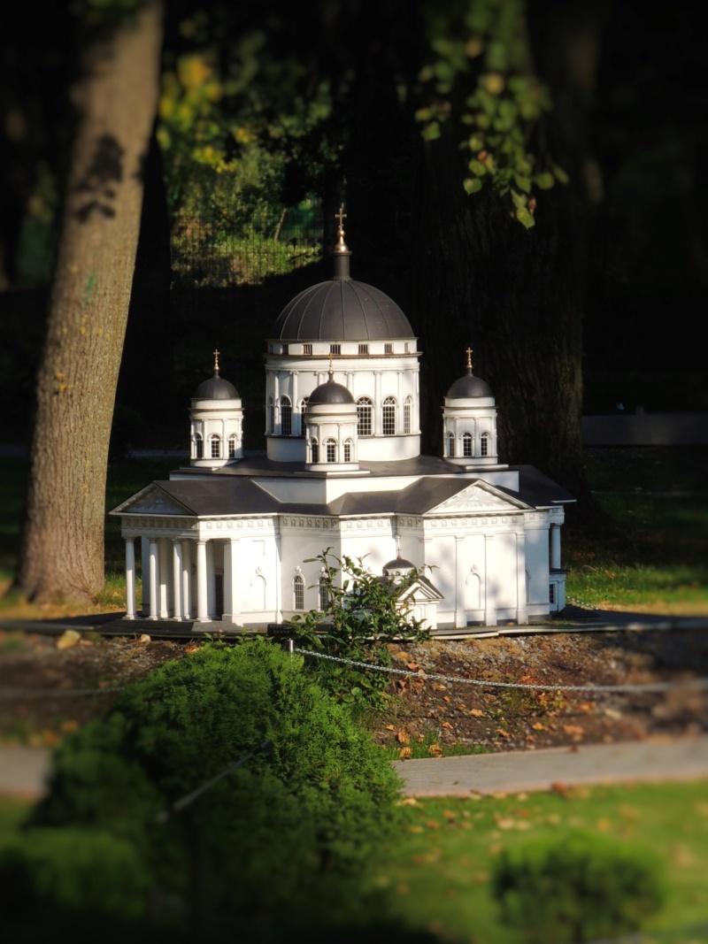 История в архитектуре. Парк миниатюр в Калининграде Dscn9931