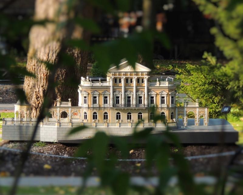 История в архитектуре. Парк миниатюр в Калининграде Dscn9933