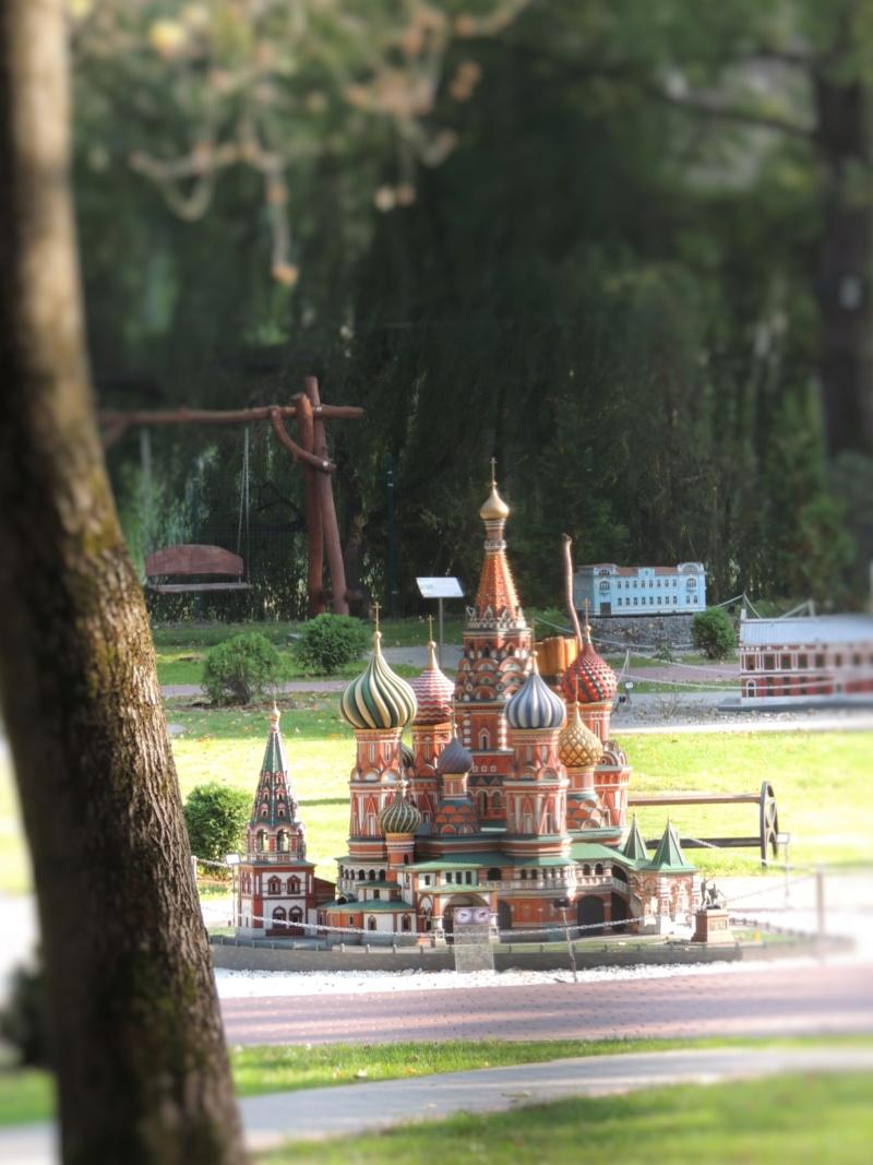 История в архитектуре. Парк миниатюр в Калининграде Dscn9936
