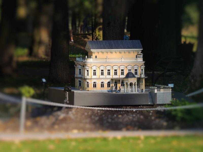 История в архитектуре. Парк миниатюр в Калининграде Dscn9937