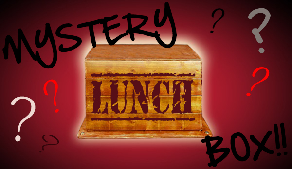 Mystery Lunch Box II - L'INGREDIENTE SEGRETO E'.....  Master10