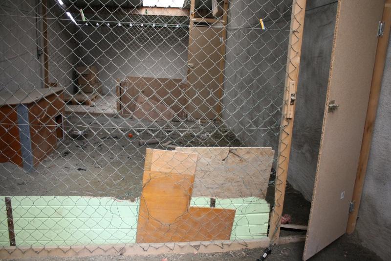 Une solution de clôture! 00112