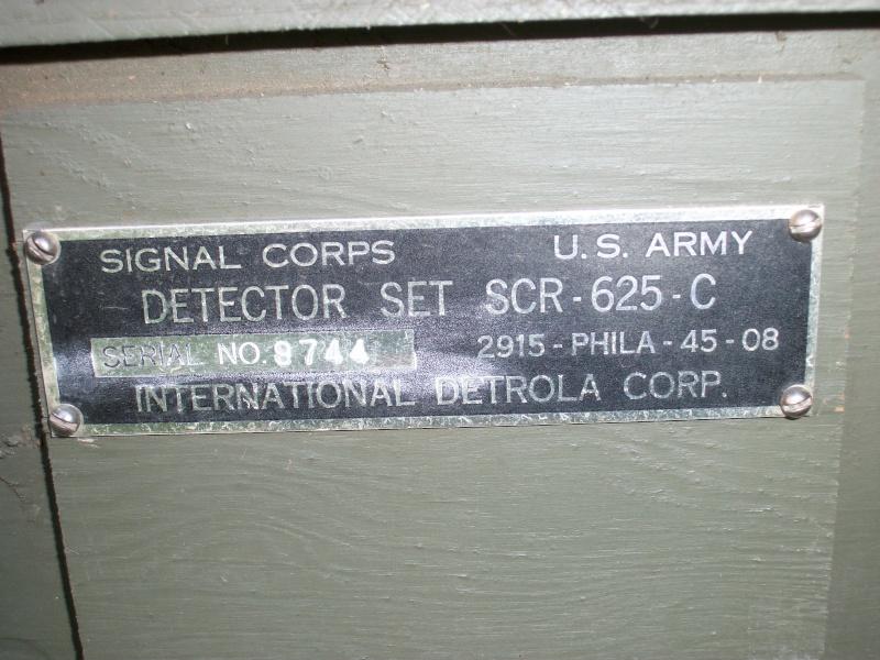 Detecteur de mine US Md001235