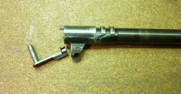Colt A1 US Property de 1945 Parko Lubrite P1040417