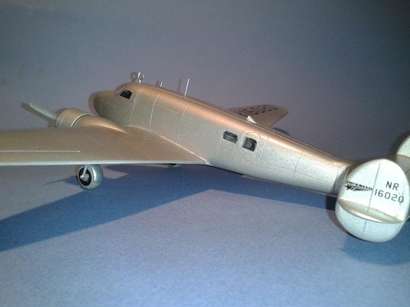 Lockeeed- Electra :Amelia Earhart 2013-046
