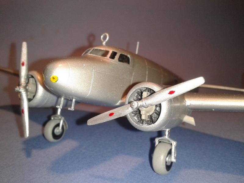 Lockeeed- Electra :Amelia Earhart 2013-047