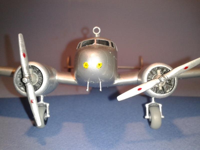 Lockeeed- Electra :Amelia Earhart 2013-048