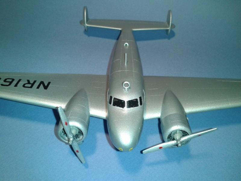 Lockeeed- Electra :Amelia Earhart 2013-049