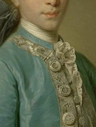 La mode et les vêtements au XVIIIe siècle  - Page 11 1760_m10