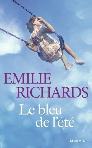 LE BLEU DE L'ETE de Emilie Richards 97822811