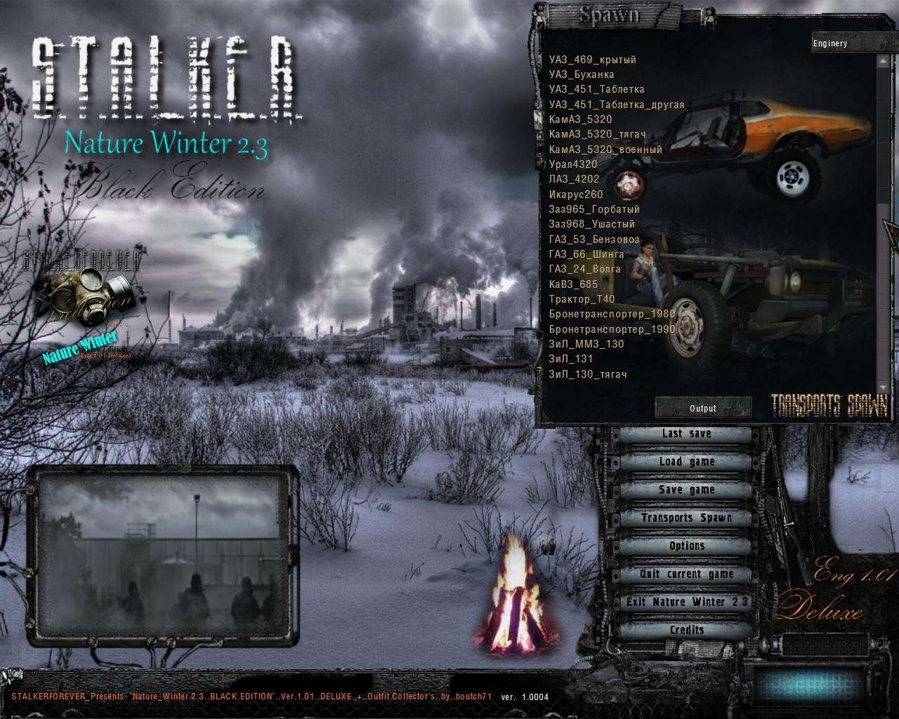 Nature Winter 2.3 Black Edition (eng 1.01 Deluxe) Images Gallery! Serie:1# Ss_bo100