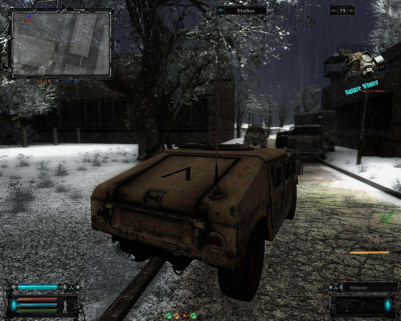 Nature Winter 2.3 Black Edition (eng 1.01 Deluxe) Images Gallery! Serie:1# Ss_bo107