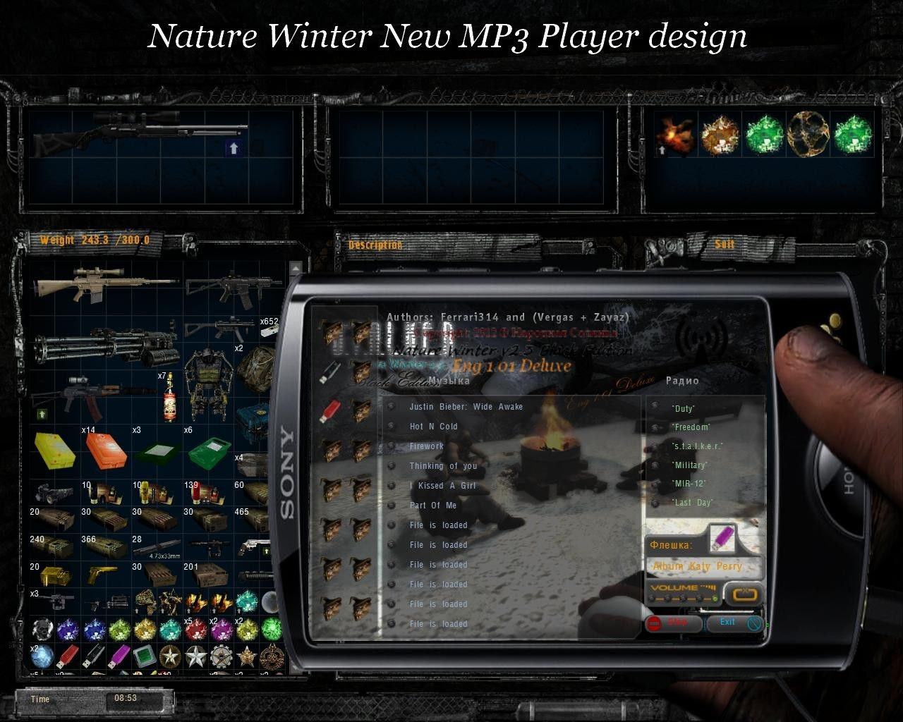 "Nature Winter v2.3 ""Black Edition""  - Page 4 Ss_bou10"