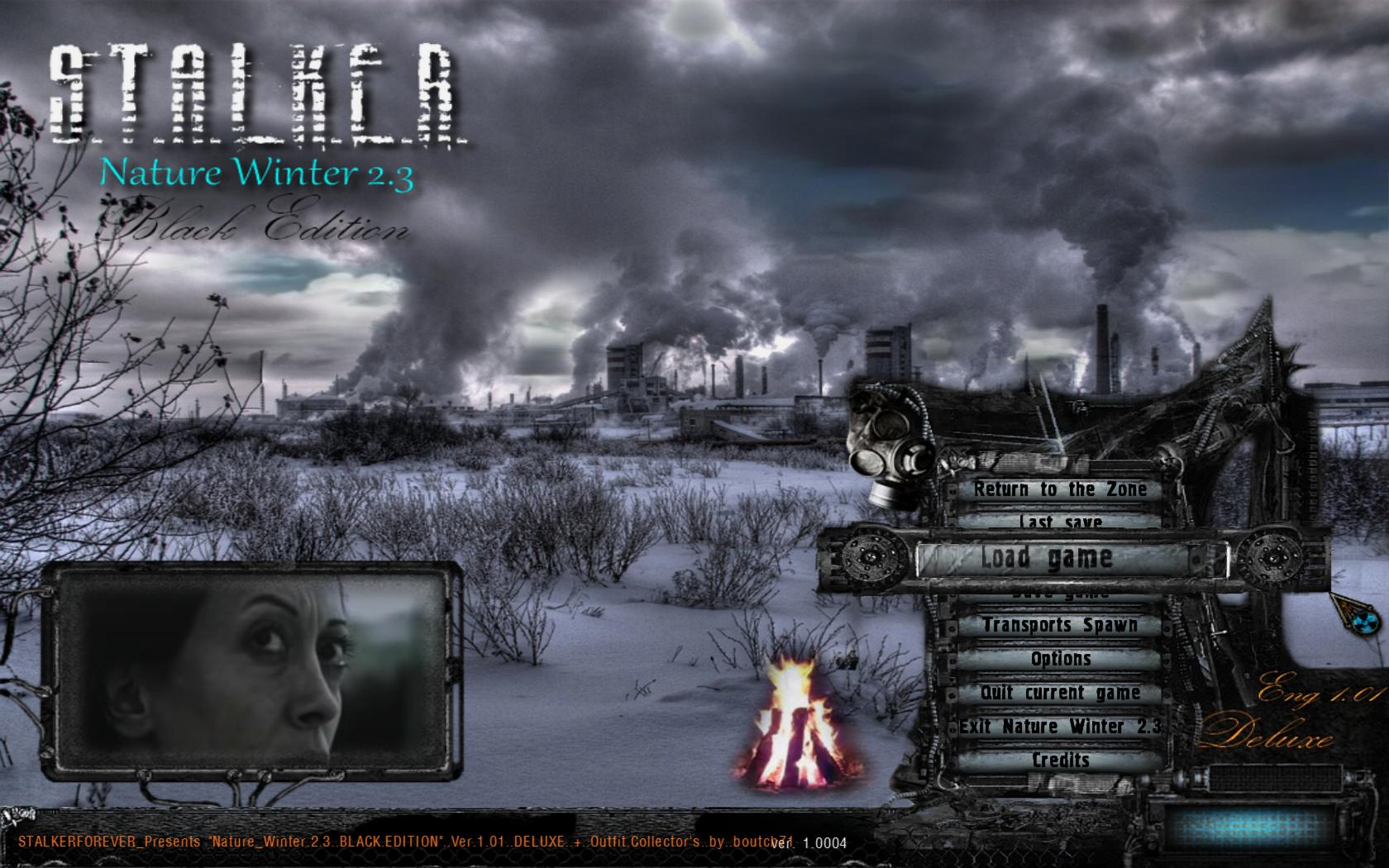 Nature Winter 2.3 Black Edition (eng 1.01 Deluxe) Images Gallery! Serie:1# Ss_bou20