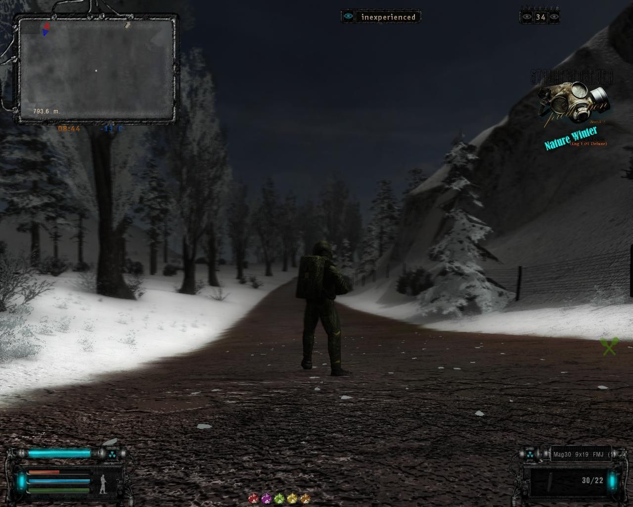 Nature Winter 2.3 Black Edition (eng 1.01 Deluxe) Images Gallery! Serie:1# Ss_bou56