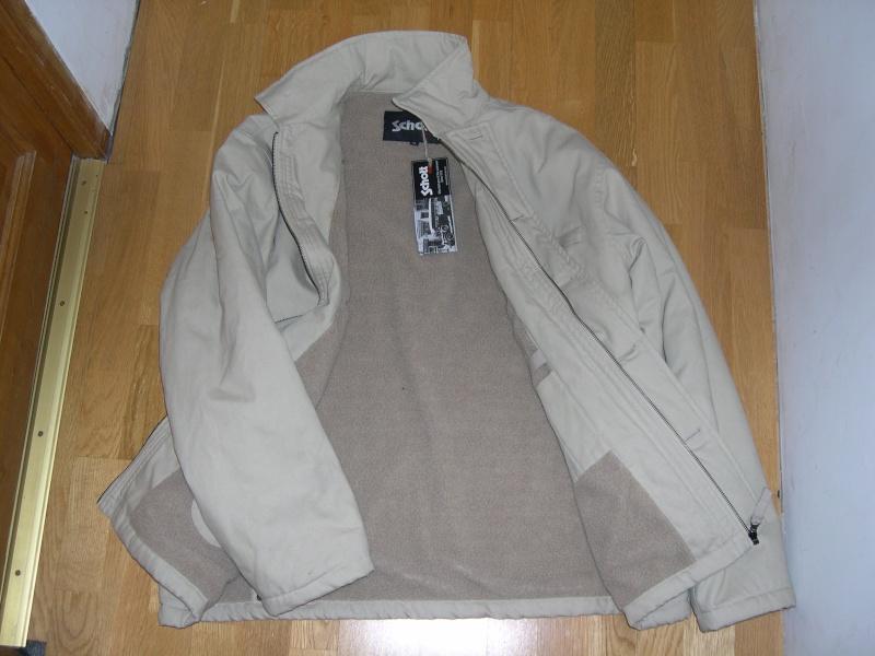 Belle veste homme neuve mi-saison marque SCHOTT  XL Dscn5119