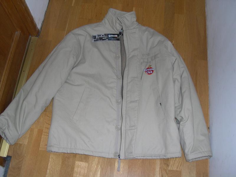 Belle veste homme neuve mi-saison marque SCHOTT  XL Dscn5120