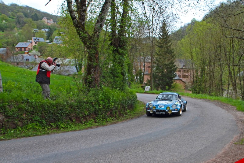 TOUR DE FRANCE AUTO Alpine11