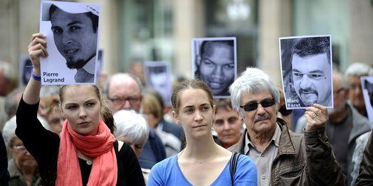 Les proches des otages du Niger divisés sur la plainte de la famille Legrand 34291610