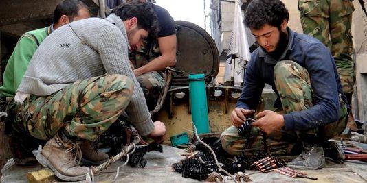 pour - Paris et Londres veulent livrer des armes aux rebelles syriens 34309710