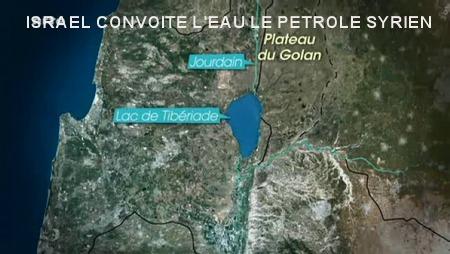 Israël s'empare du sous-sol du Golan syrien occupé 54634510