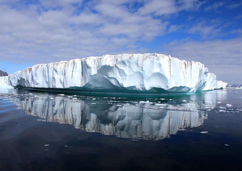 La fonte des glaces record au Groenland en 2012 est d'origine naturelle 61714f10
