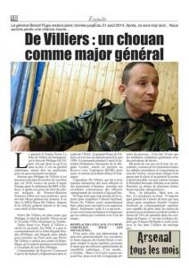 Des haut-gradés de l'armée française rêvent-ils d'un putsch contre le gouvernement ?  Arsena10
