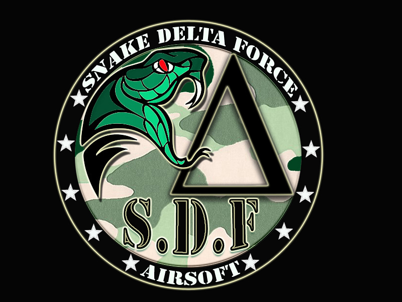 SNAKE DELTA FORCE AIRSOFT CLAN