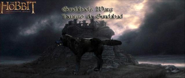 Huargo de Gundabad / Gundabad´s Warg Huargo10