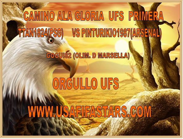 CAMINO ALA GLORIA  UFS!! AQUI RESULTADOS Y CORDINACION!! Semi_p10