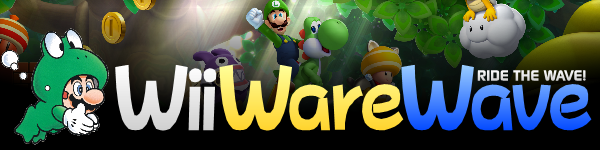 WiiWareWave Update: WiiWareWave's Final Redesign! Header10