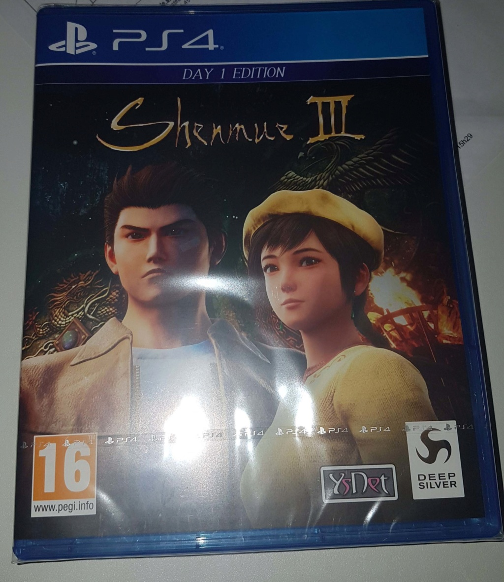 [Topic officiel] Shenmue 3 - Page 27 20191110