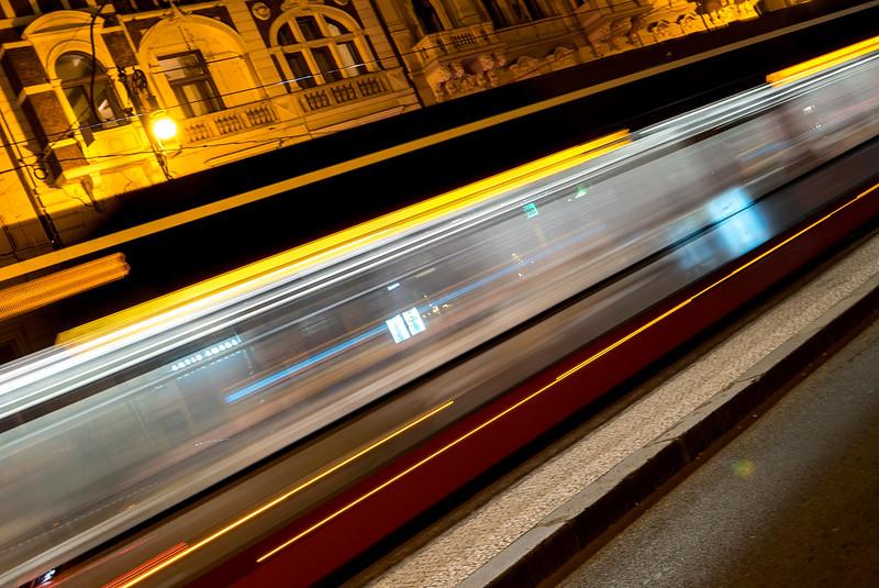 Un Tramway, Un Soir, à Prague 35141610