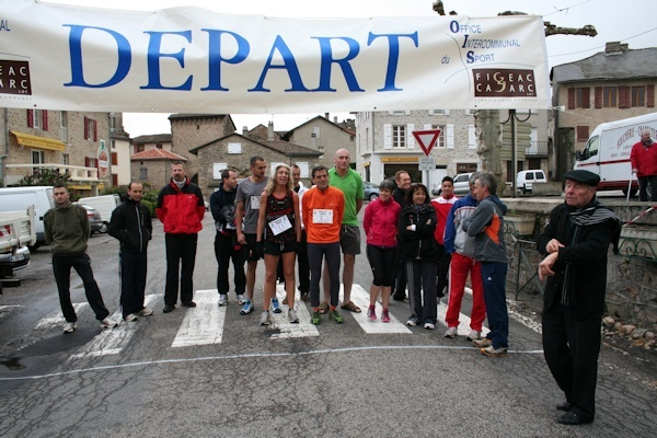 Relais du Ségala, Sousceyrac-Figeac, 12/05/2013 Depart10