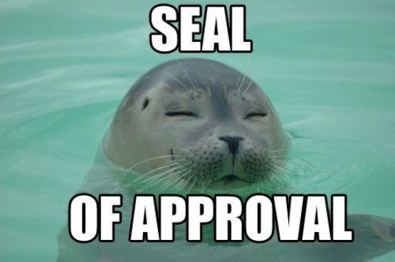 Journée internationale sans régime Seal-o10