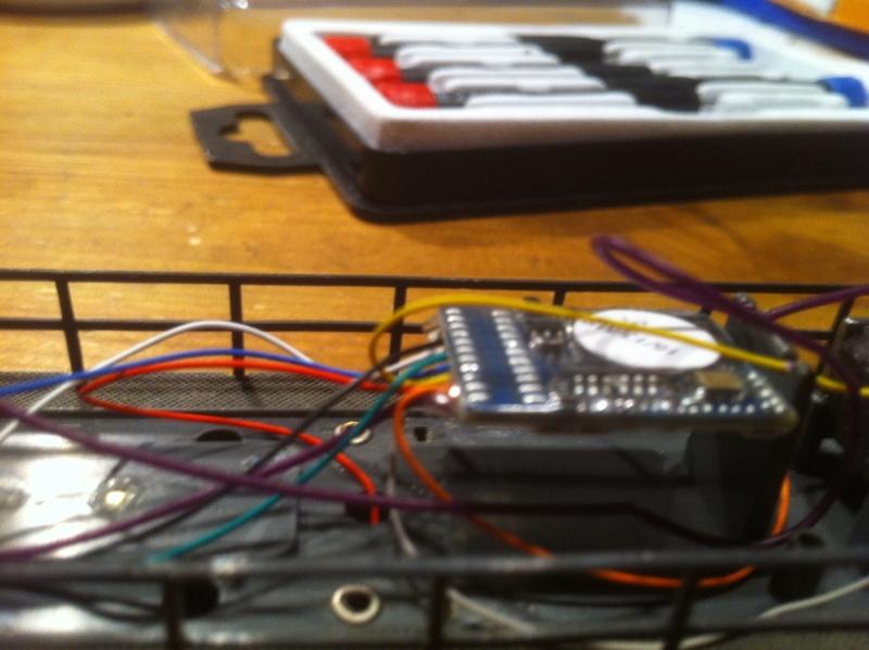 Réglages des Cv des decodeurs ESU Lokpilot 4 en fonction des Locos Bb661513