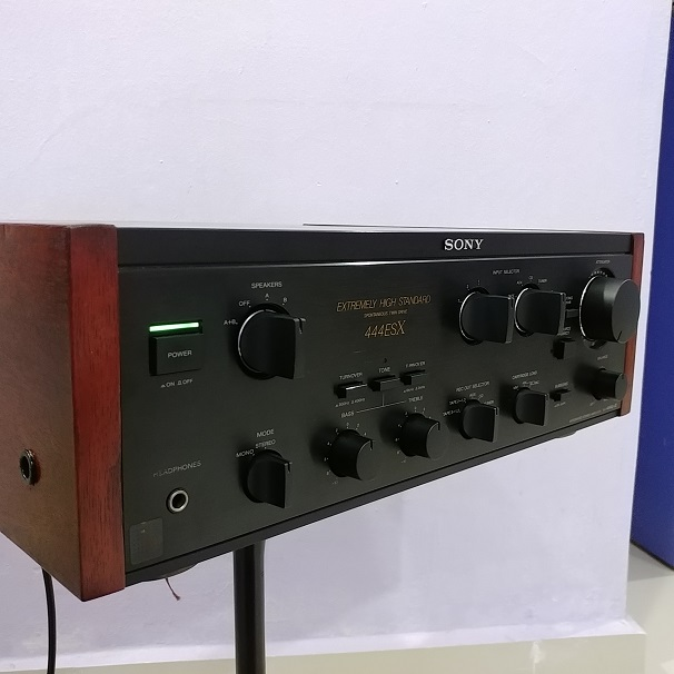 Sony TA-F444ESX Extremely High Standard Stereo Integrated Amplifier with MM and MC  20180635