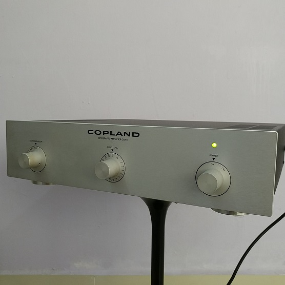 COPLAND CSA-8 Minimalist Stereo Integrated Sweden Made Amplifier 20180666
