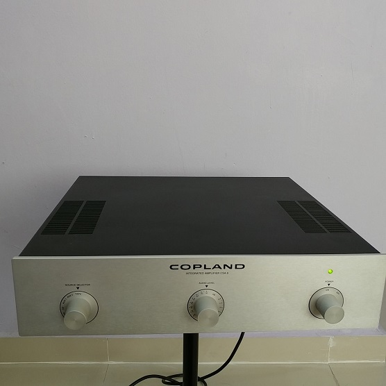 COPLAND CSA-8 Minimalist Stereo Integrated Sweden Made Amplifier 20180667