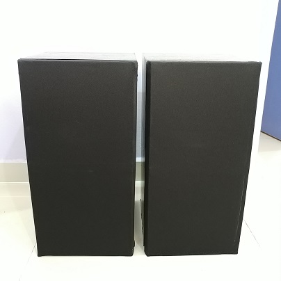 KEF Q60 Dual Concentric Design Stereo Bookshelf Speakers  20180824