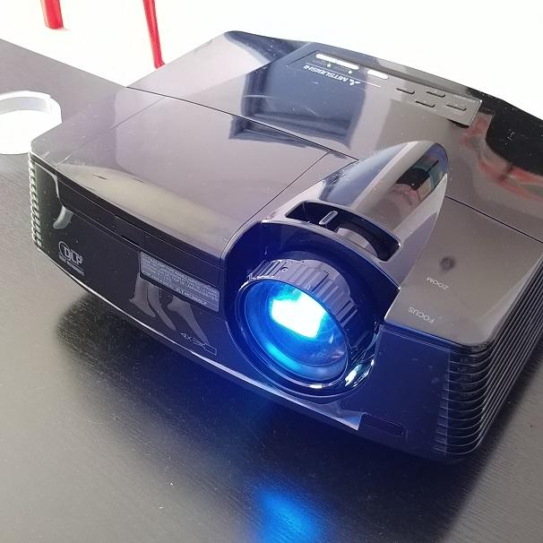 Mitsubishi HC4000 HDMI 300-Inch 1080p Front Projector (Black)  20180849