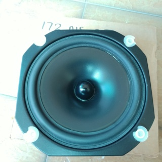 TDL Electronic RTL 2 and RTL 3 Mid Bass Driver (NOS) 20180852