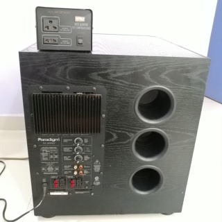 Paradigm PS-1200 Canada Made 12 inch Active Subwoofer 20180920