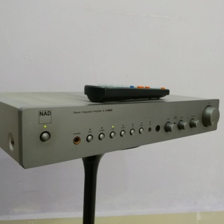 NAD C315BEE Stereo Integrated Amplifier with Remote 20180928