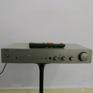 NAD C315BEE Stereo Integrated Amplifier with Remote 20180929