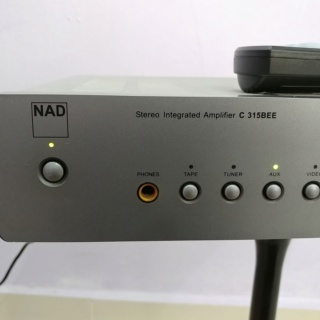 NAD C315BEE Stereo Integrated Amplifier with Remote 20180931